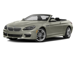 Moonstone Metallic 2017 BMW 6 Series Pictures 6 Series Convertible 2D 650i V8 photos front view