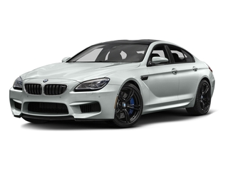 Silverstone Metallic 2017 BMW M6 Pictures M6 Sedan 4D M6 V8 photos front view