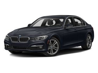 Imperial Blue Metallic 2017 BMW 3 Series Pictures 3 Series Sedan 4D 328d I4 T-Diesel photos front view