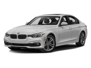 Mineral White Metallic 2017 BMW 3 Series Pictures 3 Series Sedan 4D 328d I4 T-Diesel photos front view
