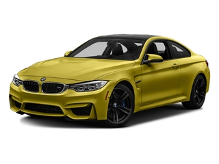 Austin Yellow Metallic 2017 BMW M4 Pictures M4 Coupe 2D M4 I6 Turbo photos front view