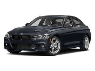 Imperial Blue Metallic 2017 BMW 3 Series Pictures 3 Series Sedan 4D 340i I6 Turbo photos front view