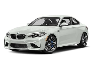 Alpine White 2017 BMW M2 Pictures M2 Coupe 2D M2 I6 Turbo photos front view
