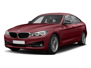 Melbourne Red Metallic 2017 BMW 3 Series Pictures 3 Series Sedan 4D 340xi GT AWD photos front view