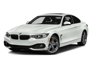 Alpine White 2017 BMW 4 Series Pictures 4 Series Coupe 2D 430xi AWD I4 Turbo photos front view