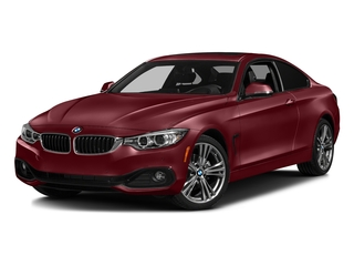 Melbourne Red Metallic 2017 BMW 4 Series Pictures 4 Series Coupe 2D 430xi AWD I4 Turbo photos front view