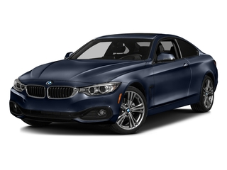 Imperial Blue Metallic 2017 BMW 4 Series Pictures 4 Series Coupe 2D 430xi AWD I4 Turbo photos front view