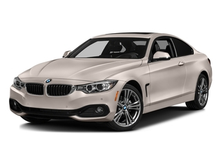 Orion Silver Metallic 2017 BMW 4 Series Pictures 4 Series Coupe 2D 430xi AWD I4 Turbo photos front view