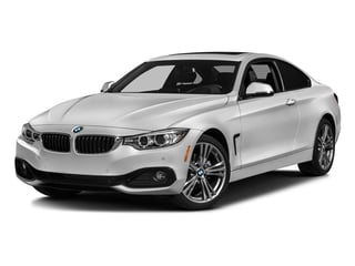 Mineral White Metallic 2017 BMW 4 Series Pictures 4 Series Coupe 2D 430xi AWD I4 Turbo photos front view