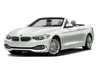 Alpine White 2017 BMW 4 Series Pictures 4 Series Convertible 2D 430i I4 Turbo photos front view