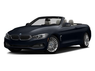 Imperial Blue Metallic 2017 BMW 4 Series Pictures 4 Series Convertible 2D 430i I4 Turbo photos front view