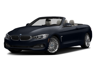 Imperial Blue Metallic 2017 BMW 4 Series Pictures 4 Series Convertible 2D 430xi AWD I4 Turbo photos front view
