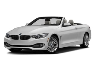 Mineral White Metallic 2017 BMW 4 Series Pictures 4 Series Convertible 2D 430i I4 Turbo photos front view