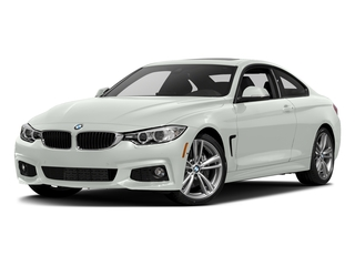 Alpine White 2017 BMW 4 Series Pictures 4 Series Coupe 2D 440i I6 Turbo photos front view