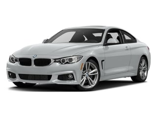 Glacier Silver Metallic 2017 BMW 4 Series Pictures 4 Series Coupe 2D 440i I6 Turbo photos front view