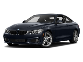 Imperial Blue Metallic 2017 BMW 4 Series Pictures 4 Series Coupe 2D 440i I6 Turbo photos front view