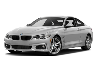 Mineral White Metallic 2017 BMW 4 Series Pictures 4 Series Coupe 2D 440i I6 Turbo photos front view