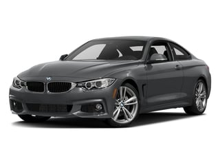 Mineral Gray Metallic 2017 BMW 4 Series Pictures 4 Series Coupe 2D 440i I6 Turbo photos front view