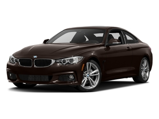 Sparkling Brown Metallic 2017 BMW 4 Series Pictures 4 Series Coupe 2D 440i I6 Turbo photos front view