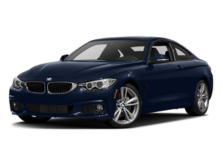 Tanzanite Blue Metallic 2017 BMW 4 Series Pictures 4 Series Coupe 2D 440i I6 Turbo photos front view