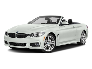 Alpine White 2017 BMW 4 Series Pictures 4 Series Convertible 2D 440i I6 Turbo photos front view