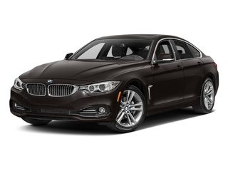 Jatoba Brown Metallic 2017 BMW 4 Series Pictures 4 Series Sedan 4D 430xi AWD I4 Turbo photos front view