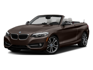 Sparkling Brown Metallic 2017 BMW 2 Series Pictures 2 Series Convertible 2D 230xi AWD I4 Turbo photos front view
