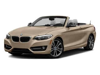 Moonlight Silver Metallic 2017 BMW 2 Series Pictures 2 Series Convertible 2D 230xi AWD I4 Turbo photos front view