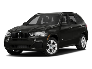 Ruby Black Metallic 2017 BMW X5 Pictures X5 Utility 4D 35d AWD I6 T-Diesel photos front view