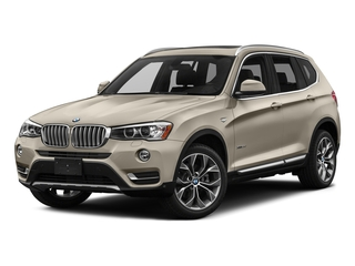 Mineral Silver Metallic 2017 BMW X3 Pictures X3 Utility 4D 28i AWD I4 Turbo photos front view