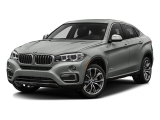 Space Gray Metallic 2017 BMW X6 Pictures X6 Utility 4D sDrive35i 2WD I6 Turbo photos front view