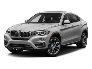 Pearl Silver Metallic 2017 BMW X6 Pictures X6 Utility 4D sDrive35i 2WD I6 Turbo photos front view