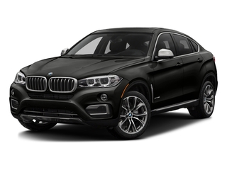 Ruby Black Metallic 2017 BMW X6 Pictures X6 Utility 4D sDrive35i 2WD I6 Turbo photos front view
