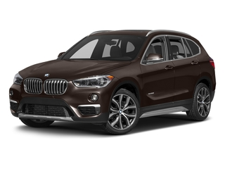 Sparkling Brown Metallic 2017 BMW X1 Pictures X1 Utility 4D 28i 2WD I4 Turbo photos front view