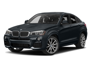 Carbon Black Metallic 2017 BMW X4 Pictures X4 Utility 4D 28i AWD I4 Turbo photos front view