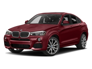Melbourne Red Metallic 2017 BMW X4 Pictures X4 Utility 4D 28i AWD I4 Turbo photos front view