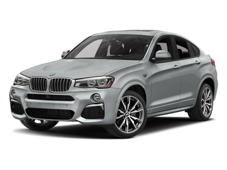 Glacier Silver Metallic 2017 BMW X4 Pictures X4 Utility 4D 28i AWD I4 Turbo photos front view