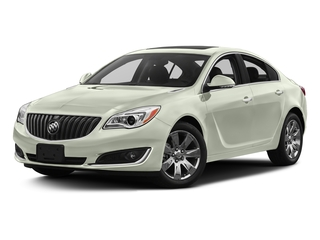 White Frost Tricoat 2017 Buick Regal Pictures Regal Sedan 4D AWD I4 Turbo photos front view