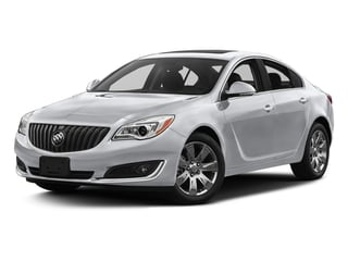 Quicksilver Metallic 2017 Buick Regal Pictures Regal Sedan 4D AWD I4 Turbo photos front view