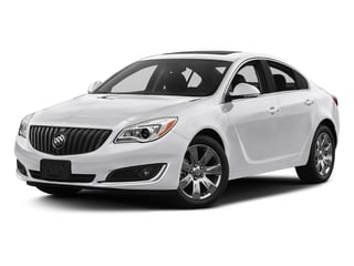 Summit White 2017 Buick Regal Pictures Regal Sedan 4D AWD I4 Turbo photos front view