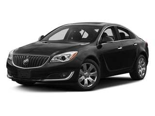 Black Onyx 2017 Buick Regal Pictures Regal Sedan 4D AWD I4 Turbo photos front view