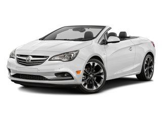Summit White 2017 Buick Cascada Pictures Cascada Convertible 2D 1SV I4 Turbo photos front view