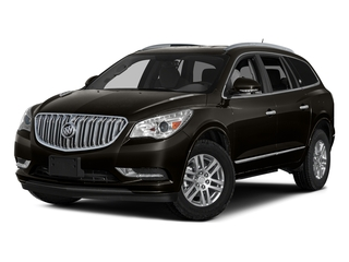 Dark Chocolate Metallic 2017 Buick Enclave Pictures Enclave Utility 4D Premium 2WD V6 photos front view