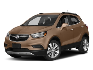 River Rock Metallic 2017 Buick Encore Pictures Encore Utility 4D Preferred 2WD I4 Turbo photos front view