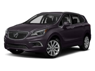 Midnight Amethyst Metallic 2017 Buick Envision Pictures Envision Utility 4D Premium II AWD I4 Turbo photos front view