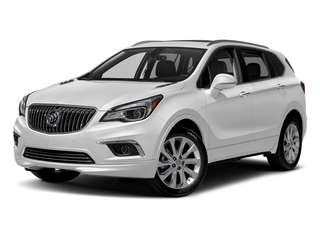 Summit White 2017 Buick Envision Pictures Envision Utility 4D Premium II AWD I4 Turbo photos front view