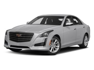 Radiant Silver Metallic 2017 Cadillac CTS Sedan Pictures CTS Sedan 4D AWD I4 Turbo photos front view