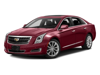 Red Passion Tintcoat 2017 Cadillac XTS Pictures XTS Sedan 4D Luxury AWD V6 photos front view
