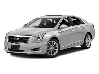 Radiant Silver Metallic 2017 Cadillac XTS Pictures XTS Sedan 4D Luxury AWD V6 photos front view