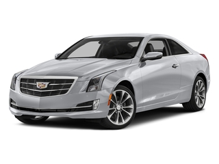 Radiant Silver Metallic 2017 Cadillac ATS Coupe Pictures ATS Coupe 2D Premium Performance V6 photos front view
